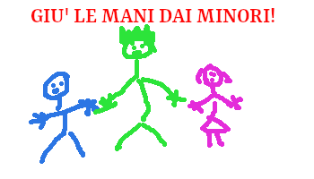 giu-le-mani-dai-minori